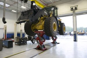 Auto & Industrial Equipment Lifting